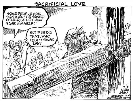 Sacrificial Love