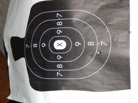 Gun practise