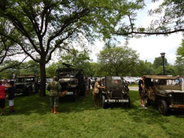 7-4-2013 Cantigny MILITARY 3