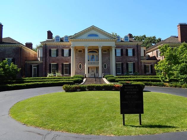 McComick Mansion 7-4-2014