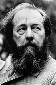 Alexander Solzhenitsyn (1918 – 2008)