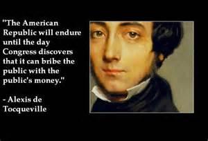 Alexis de Tocqueville (1805 - 1859)