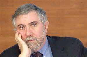 Paul Krugman, pop economist