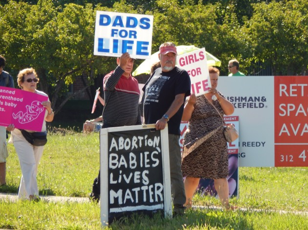 """Abortion Babies Lives Matter"""