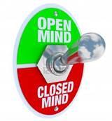 open mind closed mind
