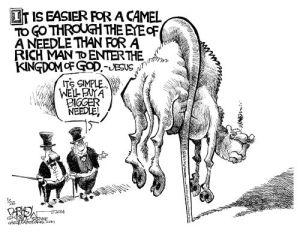 camel eye of the needle 1